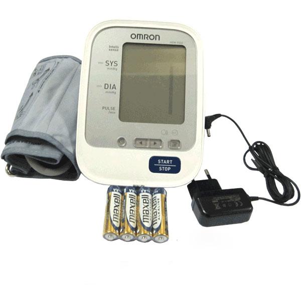 Máy đo huyết áp bắp tay tự động HEM-7322
