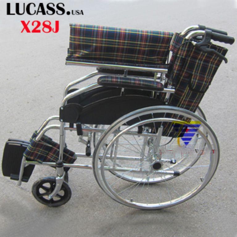 xe lăn tay Lucass X28J