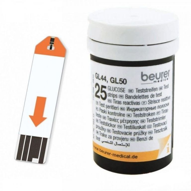 Máy đo tiểu đường Beurer GL50