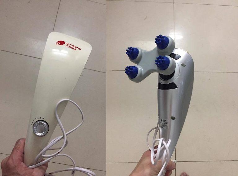 Máy massage cầm tay Buheung MK-310