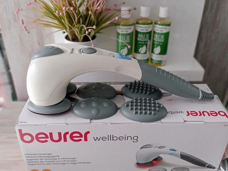 Máy massage đấm đôi Beurer MG80