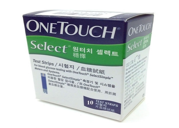 que-thu-cua-may-do-duong-huyet-OneTouch-Select-Simple-hop-10-que