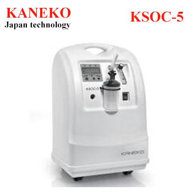 Máy tạo oxy 5 lit/phut Kaneko Ksoc-5