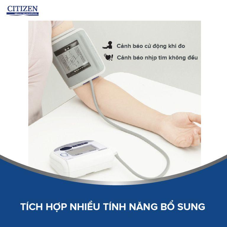Máy đo huyết áp bắp tay CH-453