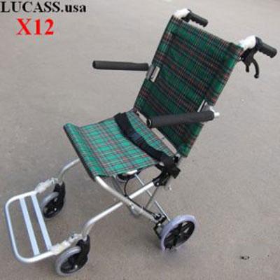 Xe đẩy cho người nhỏ nhẹ, trẻ em Lucass X12