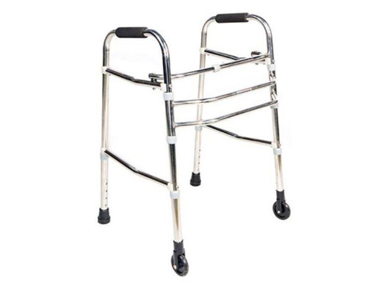 Khung tập đi đa chức năng cho người già, người yếu chân 965 Plus