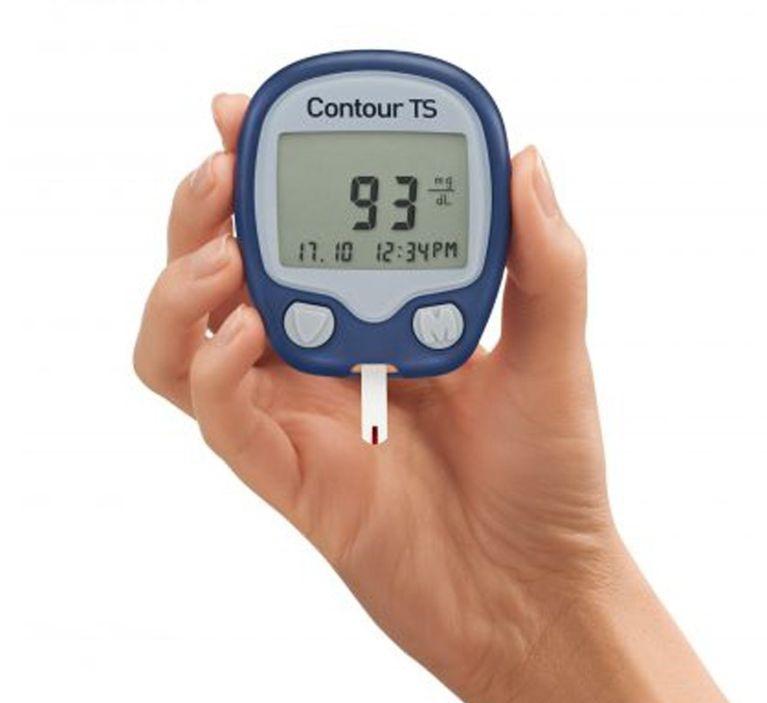 Máy đo đường huyết Bayer