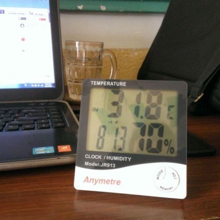 Nhiệt ẩm kế điện tử Anymetre JR-913 (JR913)