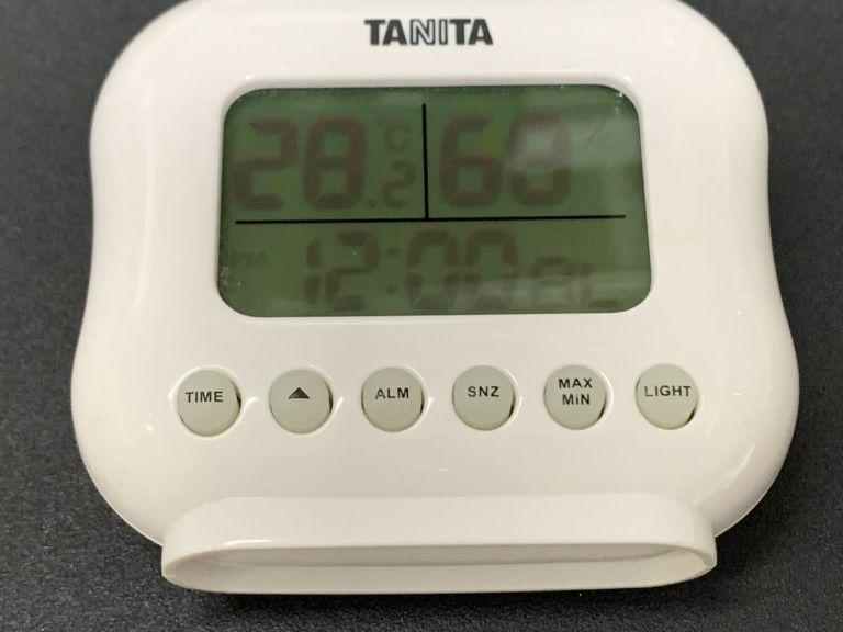 Nhiệt ẩm kế điện tử Tanita TT532