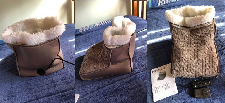 Ủ ấm massage chân Beurer FWM45