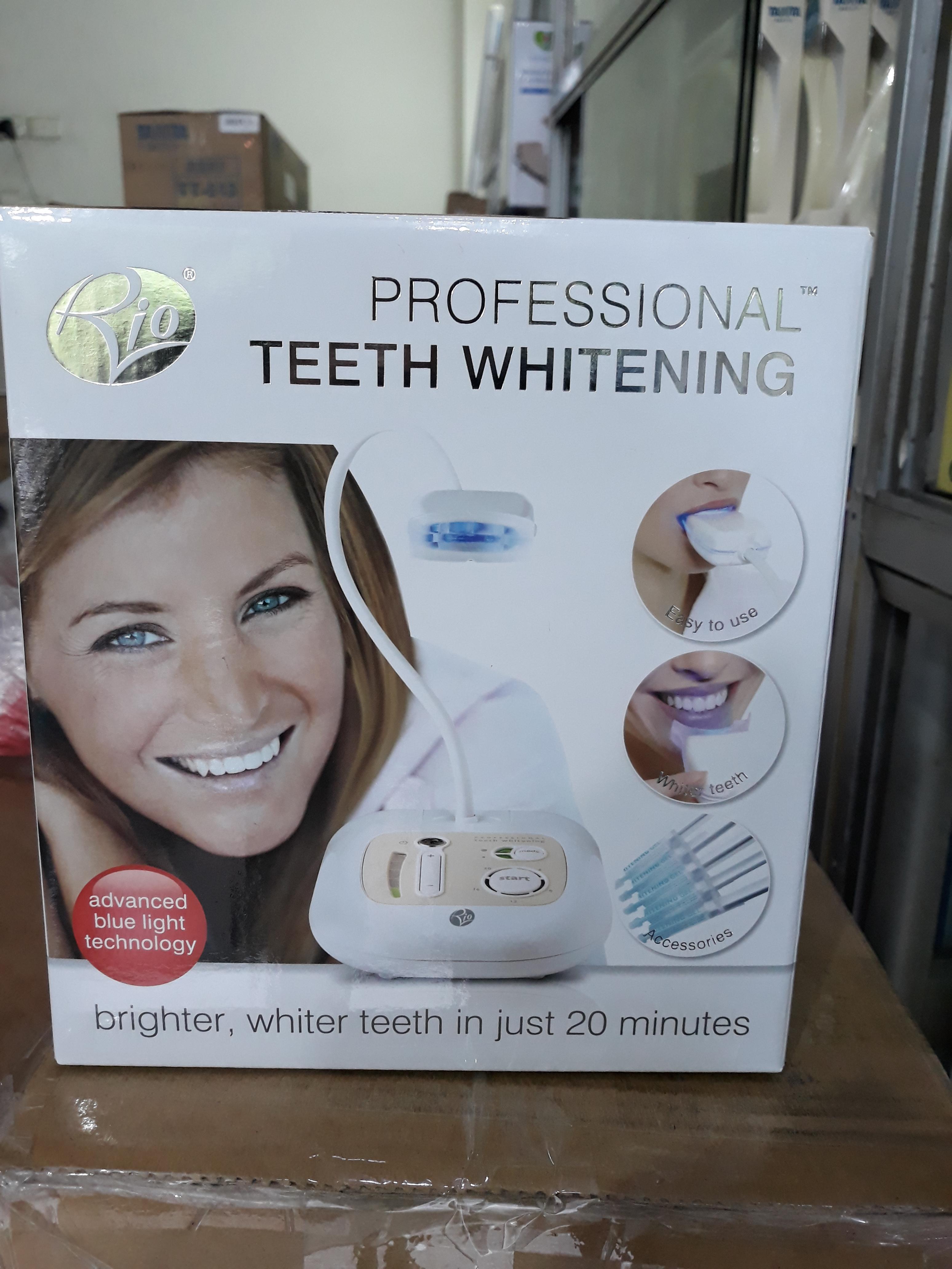 Máy làm trắng răng chuyên nghiệp