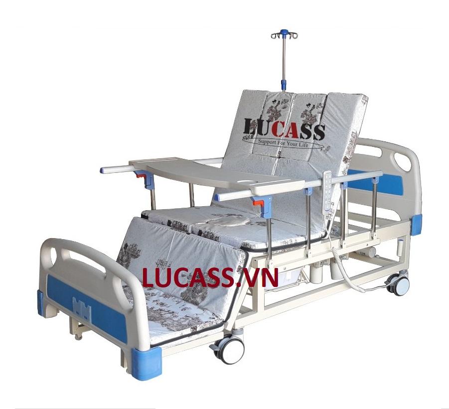 Giường điện đa năng Lucass GB9A