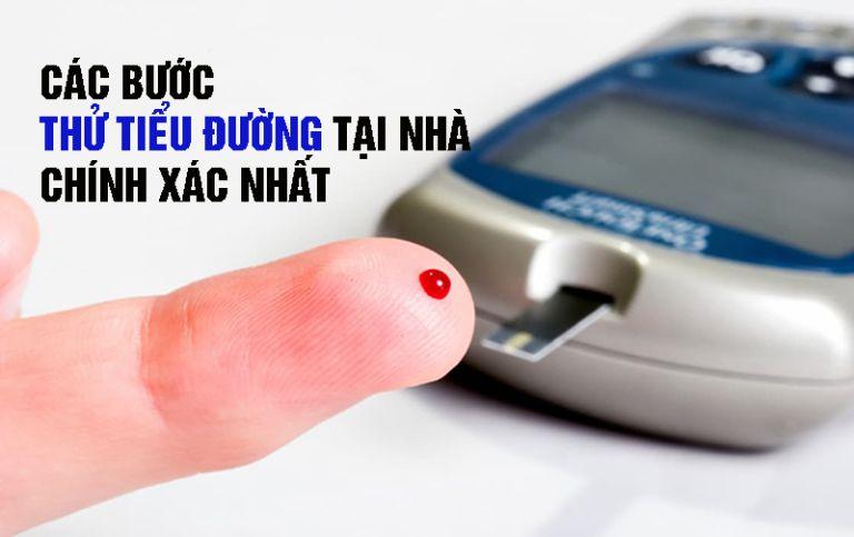 máy đo lượng đường trong máu