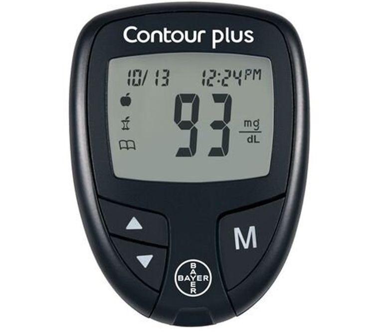 máy đo đường huyết Contour Plus