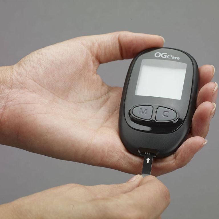 Máy đo đường huyết OGCare