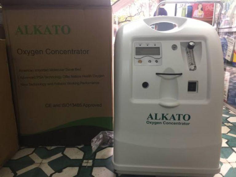 Máy tạo oxy Alkato 5L