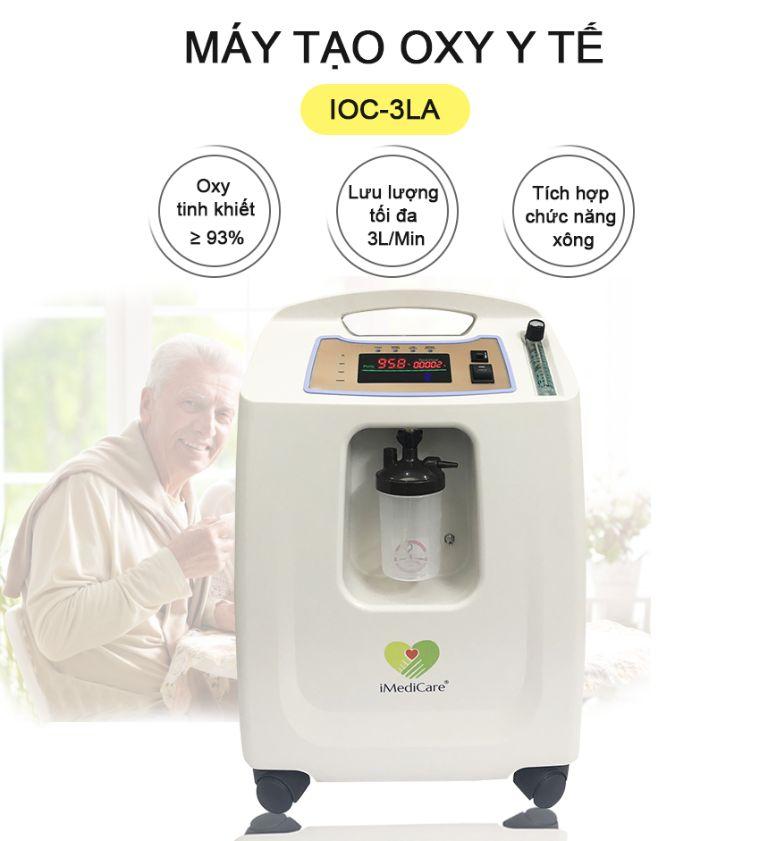 máy tạo oxy 5 lít, 3 lít