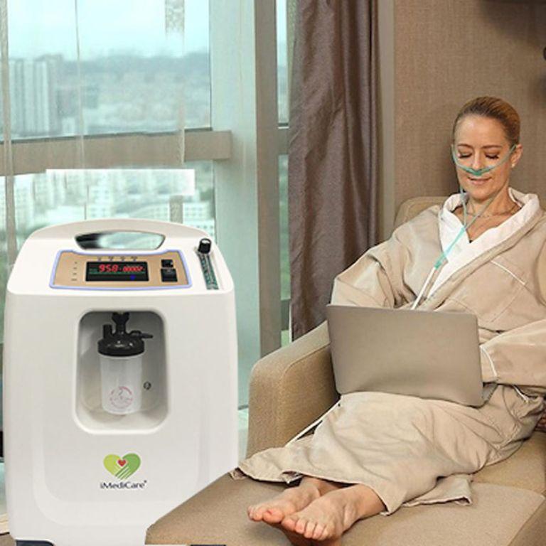 Máy tạo khí oxy cho bệnh nhân