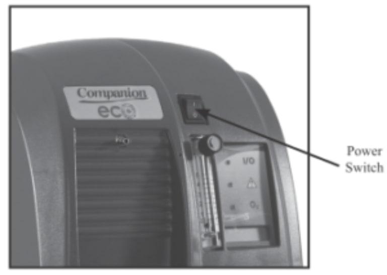 Máy tạo oxy companion 5