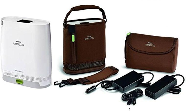 Máy thở oxy xách tay Philips SimplyGo Mini