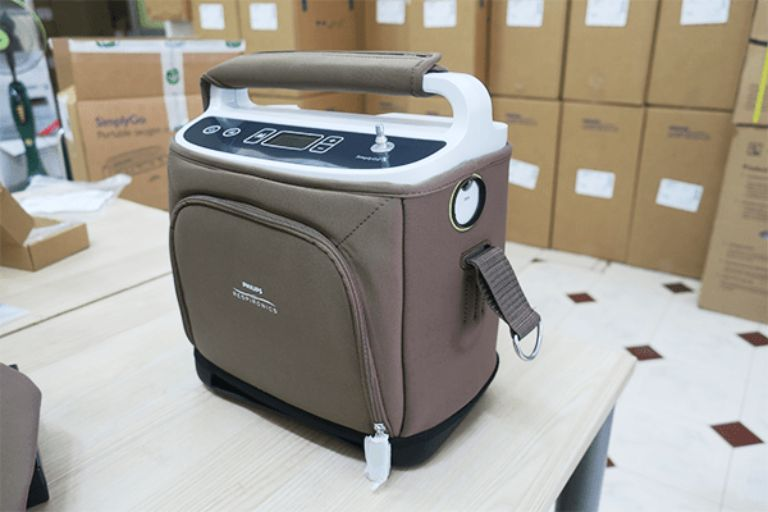 Máy tạo oxy xách tay Philips SimplyGo