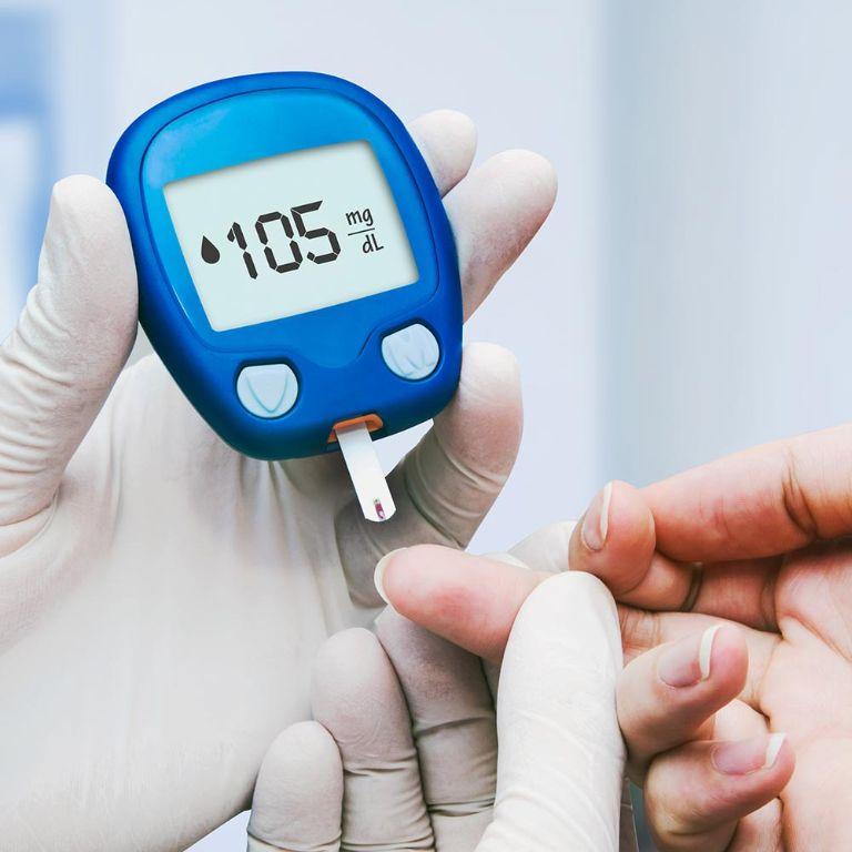 que đo tiểu đường