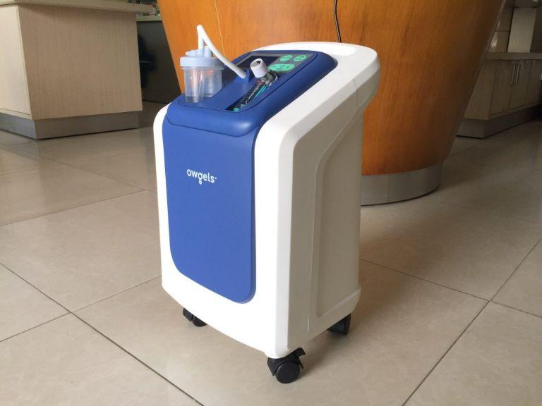 máy tạo oxy giá bao nhiêu