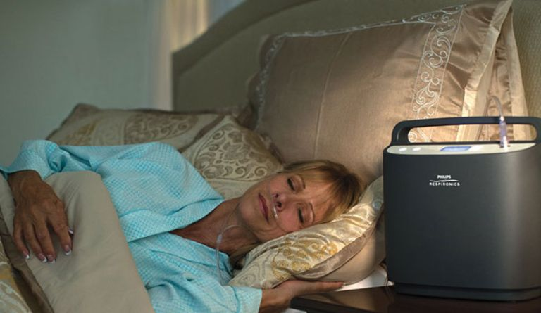 máy tạo oxy giúp điều trị chứng khó thở