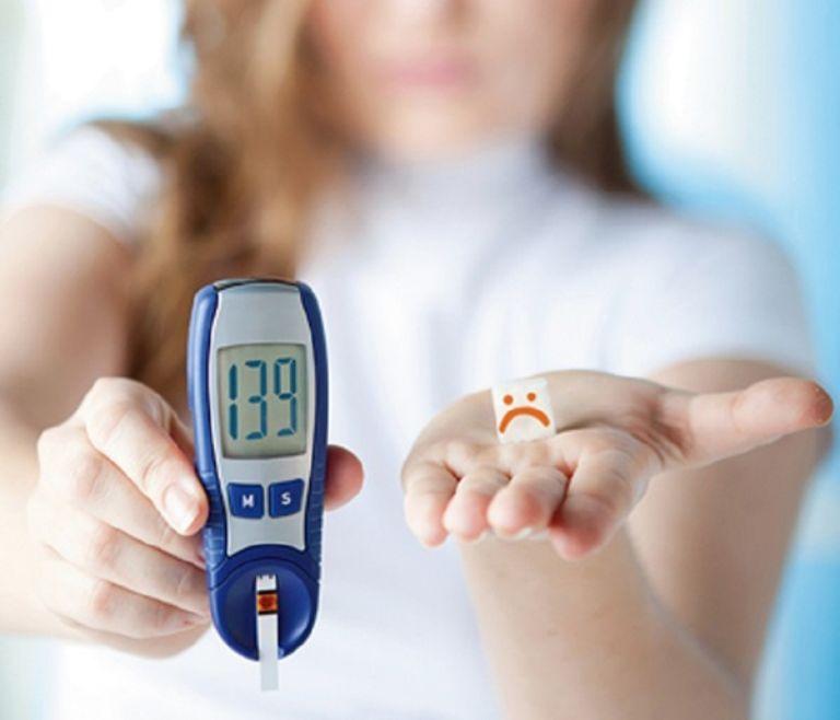 máy đo đường huyết của Hàn Quốc