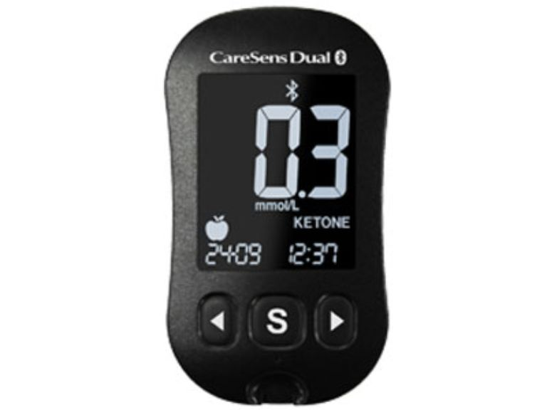 Máy đo đường huyết CareSens Dual