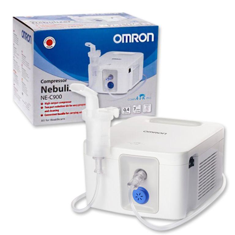 Công dụng của máy xông khí dung Omron Ne-C900