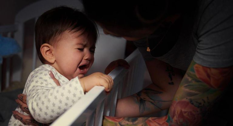 trẻ em khó ngủ