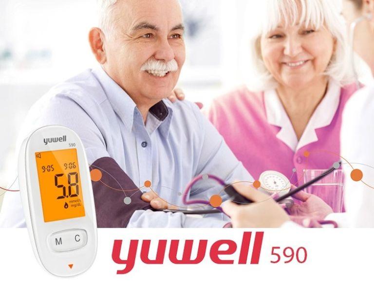 Máy đo đường huyết Yuwell 590