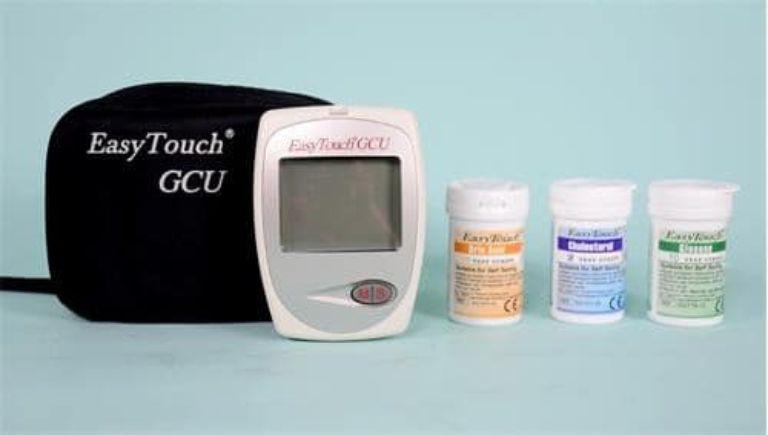 Máy đo đường huyết 3 trong 1 Easy Touch GCU ET322