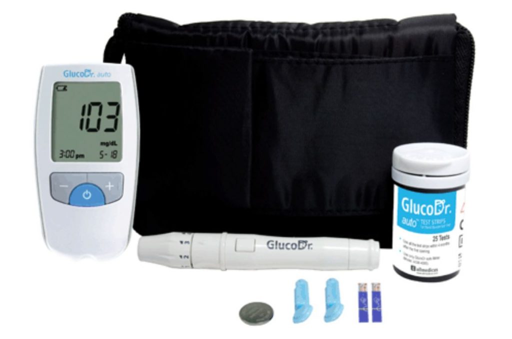 phụ kiện máy Gluco Dr Auto