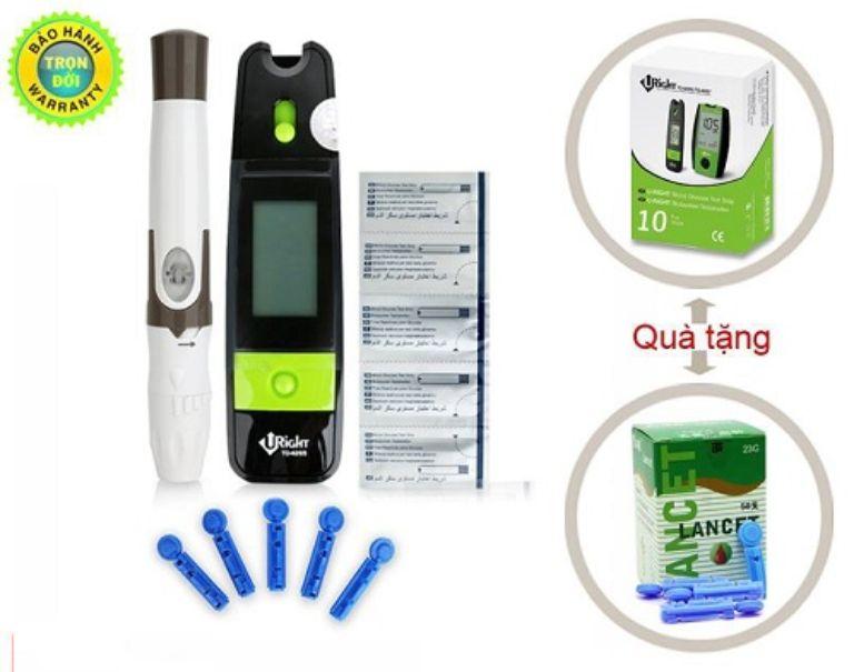 máy đo đường huyết U - Right TD 4265