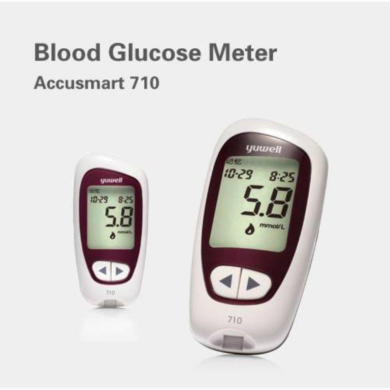 máy đo đường huyết Yuwell
