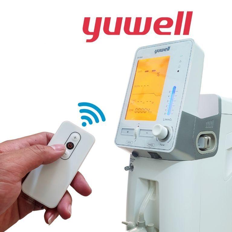 Máy tạo oxy 5 lít Yuwell 9F - 5AW