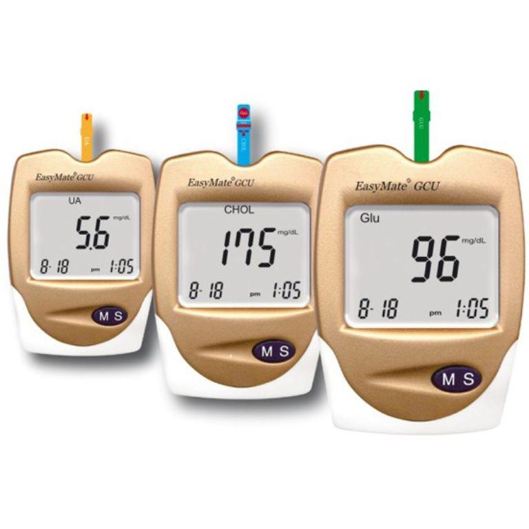Máy đo đường huyết EasyMate GCU