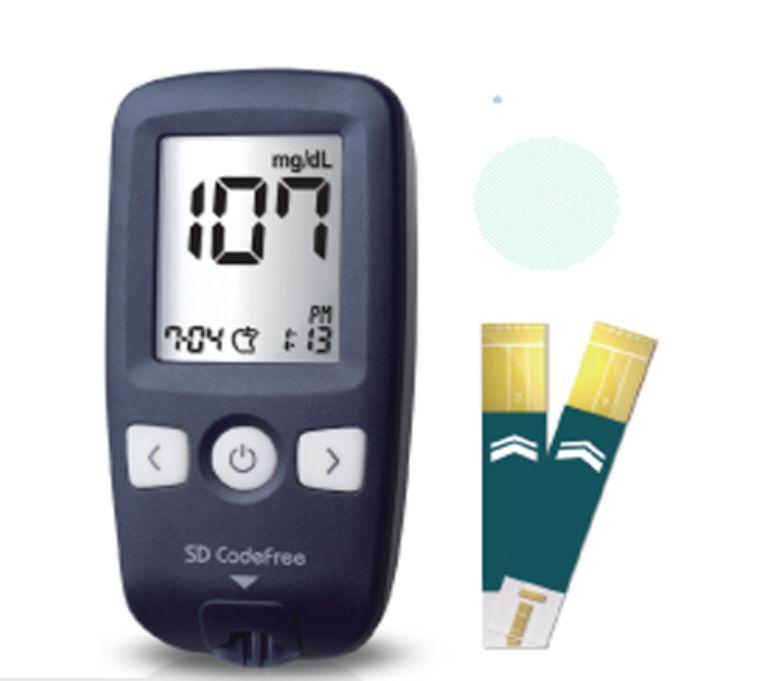 Máy đo đường huyết Code Free