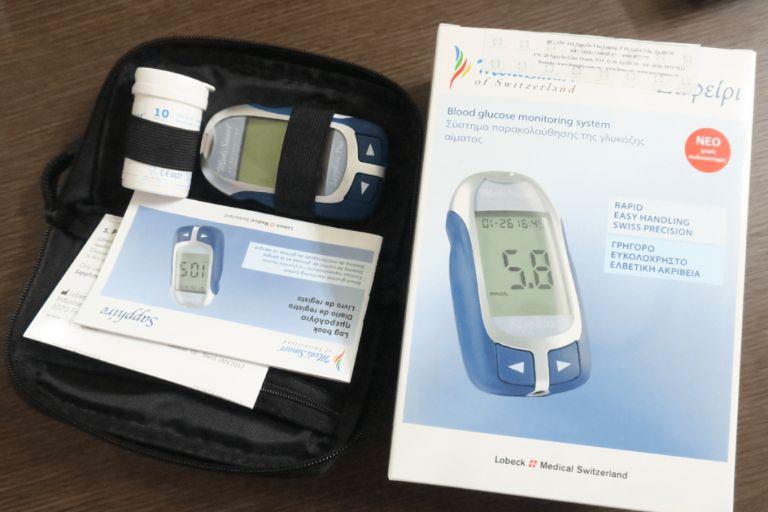 Giới thiệu về máy đo đường huyết Medismart Sapphire Plus