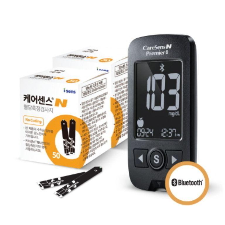 Máy đo đường huyết Caresens N Premier