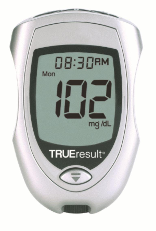 Giới thiệu về máy đo đường huyết True Result