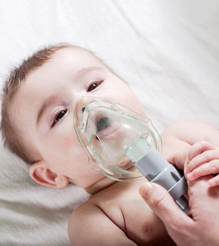Hướng dẫn cách sử dụng máy xông khí dung cho trẻ