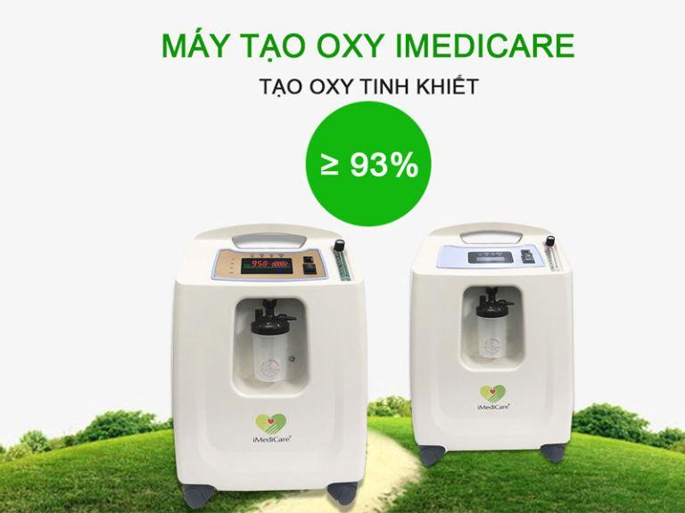 Máy tạo oxy iMediCare