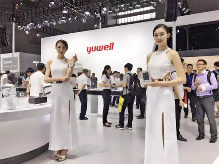 Thiết bị y tê Yuwell của Trung Quốc