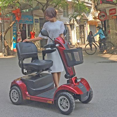 Xe lăn điện 4 bánh Power - Nhật Bản