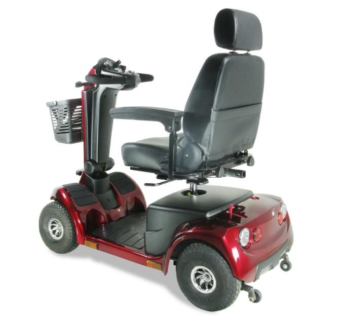 Xe lăn điện 4 bánh Power