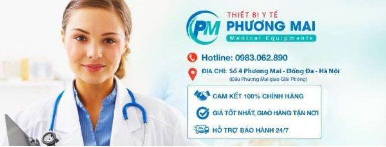 Thiết bị y tế Phương Mai - Địa chỉ sửa chữa máy tạo oxy uy tín tại Hà Nội