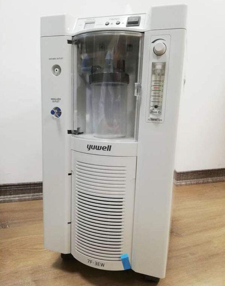 máy tạo oxy Yuwell 7F-3EW